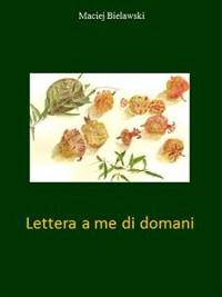 Cover Lettera a me di domani