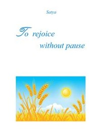 Cover To rejoice without pause