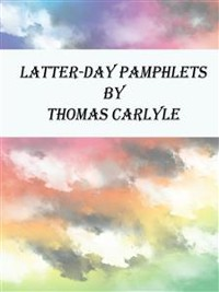 Cover Latter-Day Pamphlets