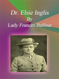 Cover Dr. Elsie Inglis