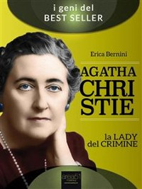 Cover Agatha Christie. La lady del crimine