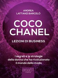 Cover Coco Chanel. Lezioni di business