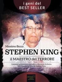 Cover Stephen King. Il maestro del terrore