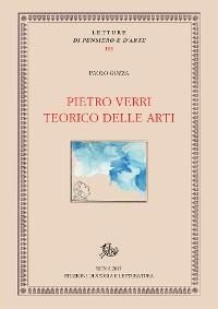 Cover Pietro Verri teorico delle arti