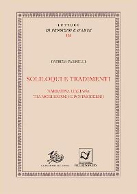 Cover Soliloqui e tradimenti