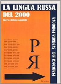 Cover La Lingua Russa del 2000