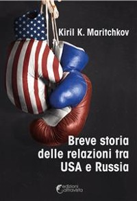 Cover Breve storia delle relazioni tra USA e Russia