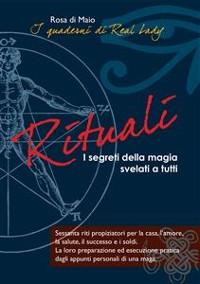 Cover Rituali - I segreti della magia svelati a tutti