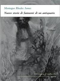 Cover Nuove storie di fantasmi di un antiquario