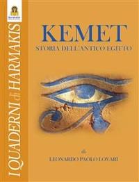 Cover Kemet - Storia dell'Antico Egitto