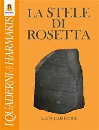 Cover La Stele di Rosetta