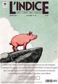 Cover L'Indice dei libri del mese - ottobre 2013