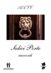 Cover Sedici porte - racconti