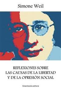 Cover Reflexiones sobre las causas de la libertad y de la opresión social