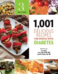 Cover 1,001 Delicious Recipes for People with Diabetes