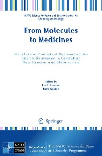 Cover From Molecules to Medicines