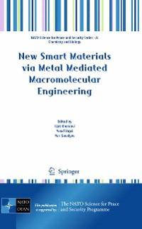 Cover New Smart Materials via Metal Mediated Macromolecular Engineering