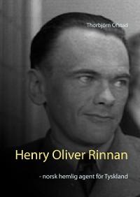 Cover Henry Oliver Rinnan