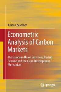 Cover Econometric Analysis of Carbon Markets