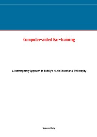 Cover Computer-aided Ear-training