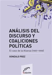 Cover Análisis del discurso y coaliciones políticas