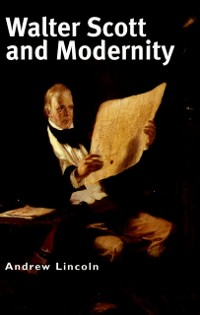 Cover Walter Scott and Modernity