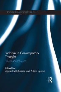 Cover Judaism in Contemporary Thought