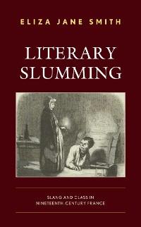 Cover Literary Slumming