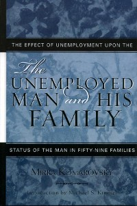 Cover The Unemployed Man and His Family
