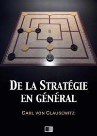 Cover De la stratégie en général