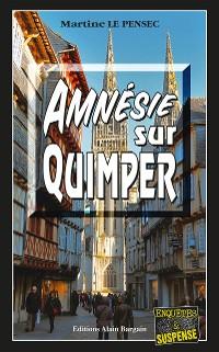 Cover Amnésie sur Quimper