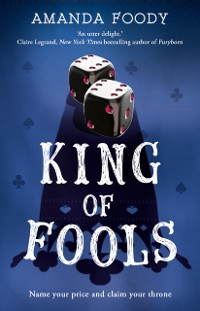 Cover King Of Fools (The Shadow Game series, Book 2)