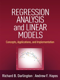 Cover Regression Analysis and Linear Models