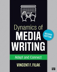 Cover Dynamics of Media Writing
