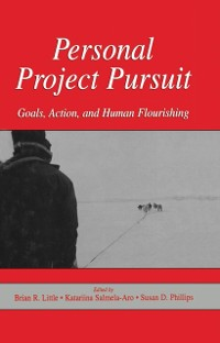 Cover Personal Project Pursuit