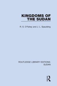 Cover Kingdoms of the Sudan
