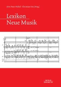 Cover Lexikon Neue Musik