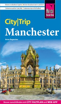 Cover Reise Know-How CityTrip Manchester