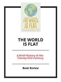 Cover The World Is Flat 3.0: A Brief History of the Twenty-first Century