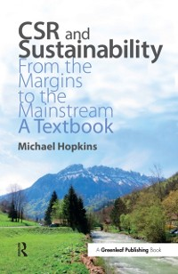 Cover CSR and Sustainability
