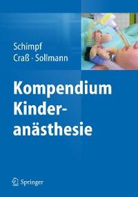 Cover Kompendium Kinderanästhesie