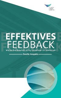 Cover Feedback That Works: How to Build and Deliver Your Message, Second Edition (German)