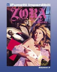 Cover Zora n. 1 La vampira (iFumetti Imperdibili)