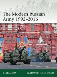 Cover Modern Russian Army 1992 2016