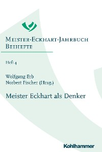 Cover Meister Eckhart als Denker