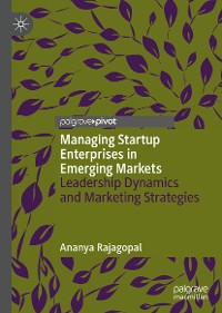 Cover Managing Startup Enterprises in Emerging Markets