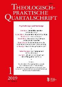 Cover Psychotherapie und Seelsorge