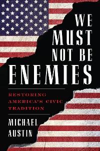 Cover We Must Not Be Enemies