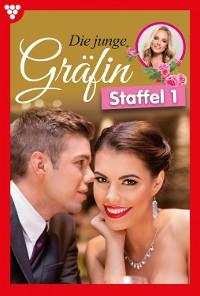 Cover Die junge Gräfin Staffel 1 – Adelsroman