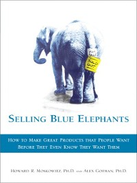 Cover Selling Blue Elephants